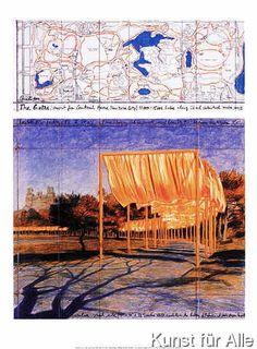 Christo und Jeanne-Claude - The Gates/New York