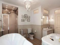 聖彼得堡夢幻菁英公寓-bathroom