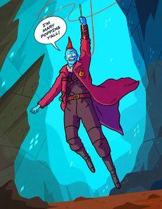 """Nick Bear - BearManBeast — """"I'm Mary Poppins Y'All!"""" - Yondu"""