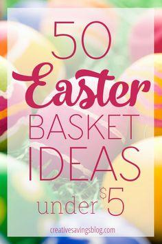 Easter Basket Ideas - Part 2 Easter Art, Hoppy Easter, Easter Bunny, Easter Eggs, Easter Food, Cheap Easter Baskets, Easter Basket Ideas, Easter Projects, Easter Celebration