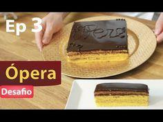 Sobremesa Ópera (Cake)  HABILIDADE MASTERCHEF PROFISSIONAIS (25/10/2016)...