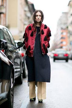 La Femme Fatale / Lo mejor de Milan Fashion Week