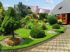 przemyślana kompozycja ogrodu
