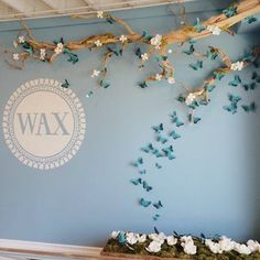 WAX . 2502 Main St . Santa Monica . CA . 90405 || day spa || massage therapy room || esthetician room || aesthetician room || esthetics || skin care || body waxing || hair removal || body scrub || body treatment room || Signage
