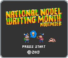NaNoWriMo Tips for Success