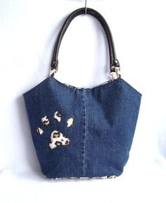 Hey, I found this really awesome Etsy listing at http://www.etsy.com/listing/73173926/recycled-denim-bag-leopard-print