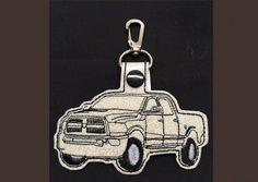 Dodge Ram Key Fob