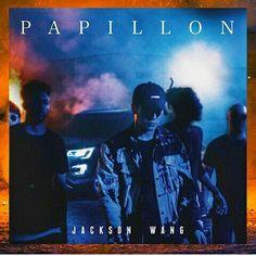 Jackson Wang papillon