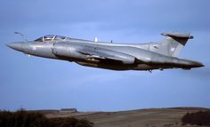 RAF Buccaneer inflight in Military Jets, Military Aircraft, Drones, Blackburn Buccaneer, Reactor, War Jet, South African Air Force, British Aerospace, Aircraft Parts