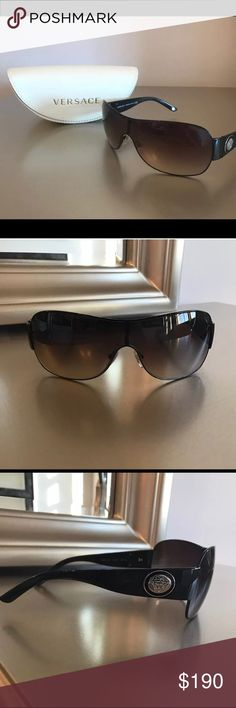 Versace Shades Brand new Authentic Versace shades. Brand new not worn. Comes with box. Versace Accessories Glasses