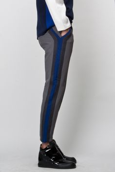 GENERAL IDEA Neoprene Pants