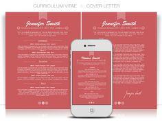 Editable graphic design CV templates by CVspecial