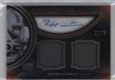 Leonard Hankerson #62/75 (Football Card) 2011 Upper Deck Black Lustrous Rookie Signatures Memorabilia [Autographed] #12 -- Awesome products selected by Anna Churchill