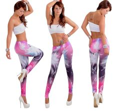 9a0498757dd79 leggings - Google Search Women's Sports Leggings, Girls In Leggings, Plus  Size Leggings,