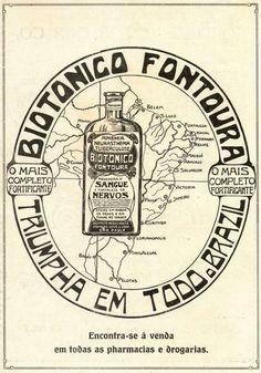 Iba Mendes: Biotônico Fontoura: anúncios antigos - II