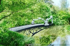 Something we liked from Instagram! MX3D will construct the first fully functional 3D printed bridge in Amsterdam. The Dutch engineering firm isn't sure yet whether they'll construct the bridge on-site or somewhere more conveient. The project will use operating system Dynamo which programs a virtual environment and oversees the autonomous 3D printer. #3D #tech #bridge #3dprinter #techie #techyes #innovate #engineer #create #regram @tech by dotcomplicated check us out: http://bit.ly/1KyLetq