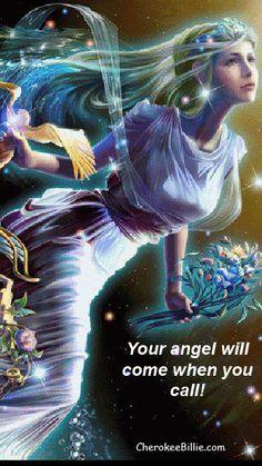 angels all around....