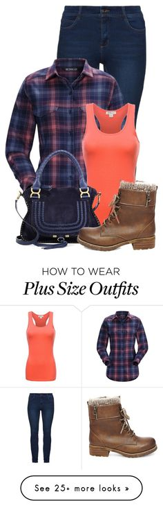 """""""Untitled #21920"""" by nanette-253 on Polyvore featuring Arc'teryx, Chloé and Steve Madden"""