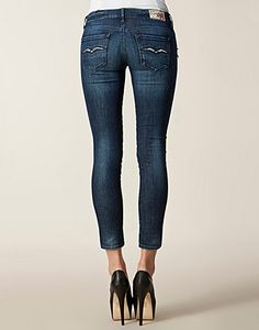 JEANS - REPLAY / RAMILIES PANTS WV675A 345882 - NELLY.COM