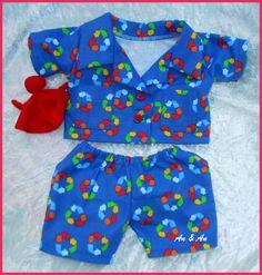 Pyjama voor Puk