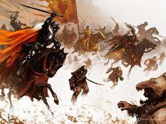 Stanis cavalry