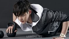 ZE:A's Dongjun works out hard for 'Urbanlike' Kim Dong Joon, Asian Actors, Kdrama, It Works, Kpop, Children, Aquarius, Musicians, Empire