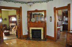 c. 1900 Queen Anne - Clyde, OH - $199,900 - Old House Dreams