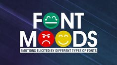This detailed Infographic can help you learn the various moods reflected by different typefaces so that you choose one that depicts your projects in the proper light.