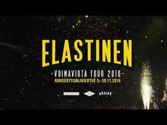 KULTTUURI. 2/3. MUSIIKKI. ELASTINEN -VOIMAVIRTA TOUR LAHTI, SIBELIUSTALO (17.11.) 23.11.2016 | HXSTYLE.net BLOGI...Heini