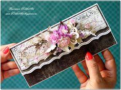 """FANTASY: Evenlope wedding card DIY / Как я это делаю: """"Свадебная…"""