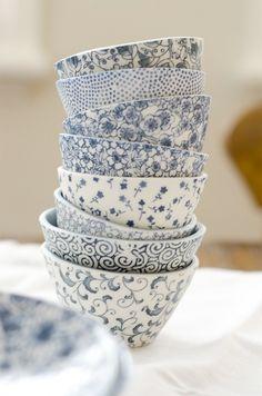 Tasse de céramique faites à la main - Handmade porcelain ceramics