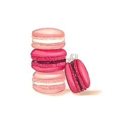 this french macaroons look so delicious.