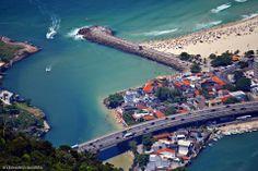 Quebra - Mar - Pier da Barra da Tijuca, RJ by leonardo oliveira