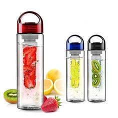 Fruitzola - A fun way to get your daily intake of precious water with added fruits.