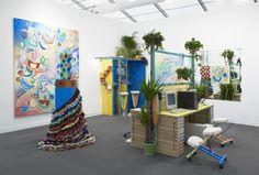 Sol Calero ◊ Laura Bartlett Gallery