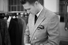 The Bespoke Gentleman: A taste for Duchamp SS13...