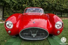 richard-mille-chantilly-arts-and-ellegance-event-concours-vintage-cars-watches-watch-anish-watchanish-adam-priscak-france-maserati-a6-gcs-berlinetta