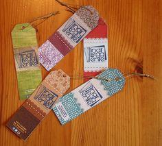 https://www.behance.net/cicciap _Bookmarks on Behance_ #design #bookmark #craft #handmade #segnalibri #faidate