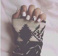 ying yang nail designs