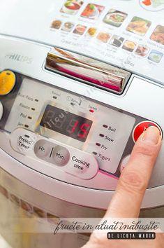 Din bucătăria mea: Retete usor de preparat cu Philips Multicooker Multicooker, Cooking Timer, Kiwi, Drink, Recipes, Food, Pineapple, Beverage, Recipies