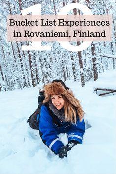 European Travel Tips, European Destination, Europe Travel Guide, Travel Destinations, Santa Claus Village, Santa Clause, Finland Travel, Travel Reviews, Winter Travel