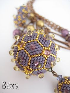 Beads: Lovely colors
