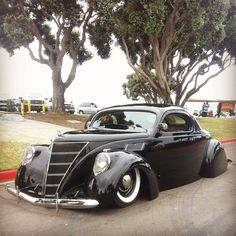 Lincoln Zephyr, I think...