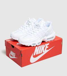 917e9106b664 Sneakers - Womens Nike Air Max 95 White – Vignerons Du Net Air Max 95 White