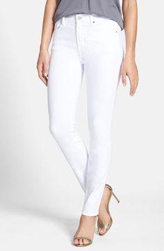 Jen7 stretch skinny jeans, $165, at #Nordstrom