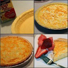 easy breakfast quiche