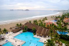 Park Royal Ixtapa: view from our room