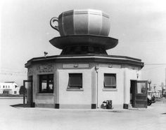 Coffee Cup Cafe - 8901 Pico Blvd. LA - 1920