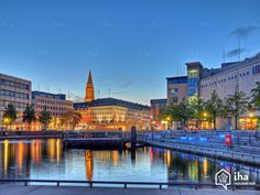 Kiel | Schleswig Holstein - Port de Kiel