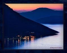 Τέλενδος - Telendos Romantic Getaways, Greece Travel, Sky, Explore, Mountains, Night, Colors, Heaven, Heavens